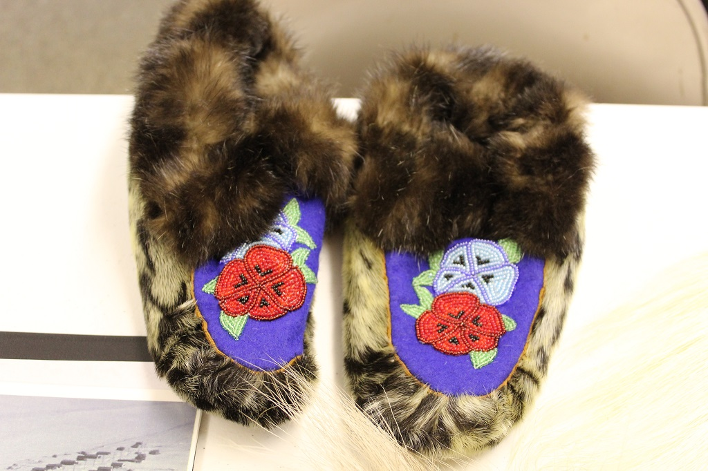 Shoes made in Alaska